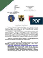 circulara 3 simpozion international  IASI 2020