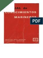 Manual de Conocimientos Marineros
