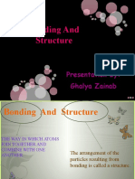 Bonding And Structure.pptx
