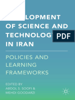 Development of Science and Technology in Iran - Goodarzi, Abdol