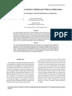 Autoestima, Apoyo Social y Satisfacción Vital en Adolescentes.pdf