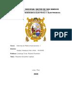 RESUMEN DEL PRIMER CAPITULO DEL LIBRO DE FUNDAMENTOS DE RADIACION Y RADIOCOMUNICACIONES.docx