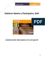 manual de gobierno participativo