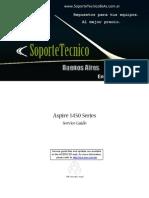 190 Service Manual -Aspire 1450