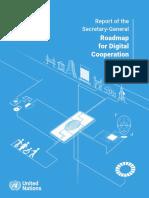 Roadmap for Digital Cooperation