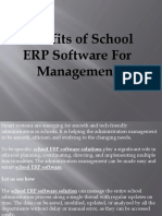 Best ERP software development Services