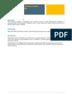 SAP Enhancement Framework Guide