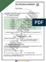 Cours - Chimie - Cinétique chimique -vitesse d'une réaction - Bac Sciences exp (2018-2019) Mr Sfaxi Salah.pdf