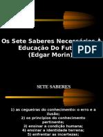 Edgar Morin - Os Sete saberes.pdf