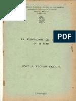 1977 - Flores Marín, José -La explotación del caucho en el Perú.pdf