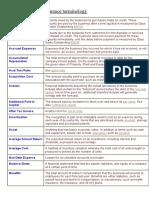 315342479 Finance Terminology