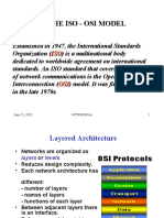 22347296 the Iso Osi Model