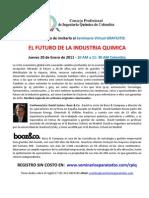 Invitacion Al Seminario Virtual GRATUITO