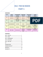 iTOLC Felkészítő Könyv - Angol B2 I. rész (Letölthető Könyv)