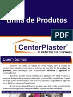 LINHA DE PRODUTOS - 2019