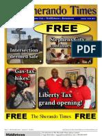 The Sherando Times 01/11/2011