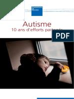 brochure-autisme-10-ans-d-effort-partage