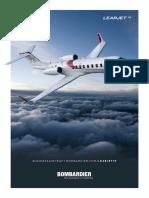 Learjet 75 Factsheet (2015)