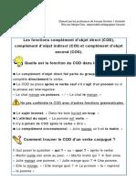 5ème-Grammaire-La-fonction-COD-COI-COS