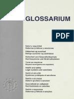 Glossarium - Υγεία Και Ασφάλεια Νομικά Συστήματα Και Κυρώσεις