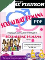 SEXUALIDAD HUMANA  4 5  SEC