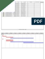 aporte Línea Base del cronograma - Anexo A