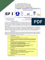 Curso de Diagnóstico em Pontes e Viadutos