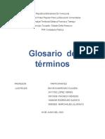 Glosario Fundamentos de Administracion (1)