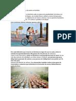 5 beneficios de la bici