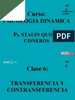 TRANSFERENCIA Y CONTRATRANSFERENCIA.ppt