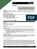 Consigna TP05 PATIO URBANO I LA IDEA I SISTEMA DE LUGARES SIGNIFICATIVOS