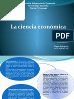 Ciencia Economica