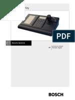 KBD Keyboard User Guide___Instruction Book PT
