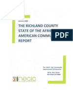 The Richland County State of the African American Report January 2020