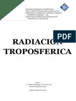 Radiacion troposferica - brandor