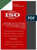 NORMAS ISO10006VS21500