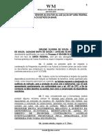 Petição informando que produção de provas - Girlene