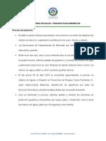 Protocolo Rescuardo de Salud - Proceso Pago Remuneraciones