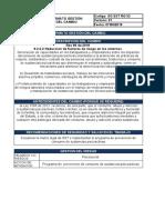 ANEXO 70 Formato  Gestion del Cambio.
