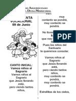 Guia HORA SANTA PI