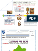 PERSONAL SOCIAL -  CULTURA CARAL, MOCHICA, LAMBAYEQUE