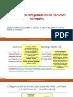 3 - Criterios Clasificacin Recursos Minerales - O- Rojas - Geoestima.pdf