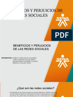 BENEFICIOS Y PERJUICIS DE LAS REDES SOCIALES