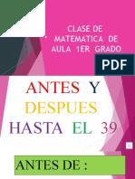 ANTES  Y DESPUES  HASTA  EL39.pptx