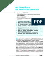 TRANSFERTS THERMIQUES-b8215