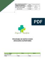 SG-SST-PROG-MI- PROGRAMA INSPECCIONES