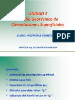 UNIDAD 2 CAPACIDAD DE CARGA Y ASENTAMIENTOS DE SUELOS.pdf