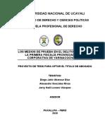 OBSERVACIONES AL Protyecto de tesis Diego, Alexandoro y Jerry-UNU