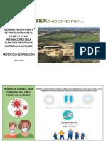 MEDIDAS PREVENTIVAS Y DE PROTECCIÓN ANTE EL COVID-19 EN LAS INSTALACIONES DE LA PLANTA DE TRITURADOS CANTERA LOMA PELADA-convertido.docx