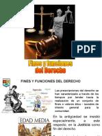 4to año Clase III Fines y funciones del Derecho